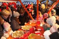 Bazar in božično - novoletni koncert 2013
