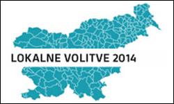 Lokalne volitve 2014 - Občina Tišina