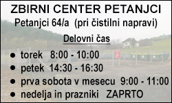 Zbirni center Petanjci